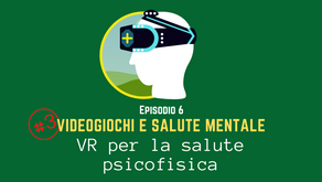 VR per la salute psicofisica