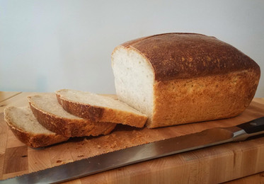 milk and honey sandwich loaf