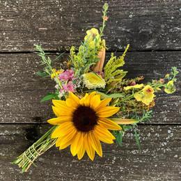 July market bouquet