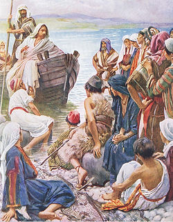 christ-preaching-from-the-boat-harold-co