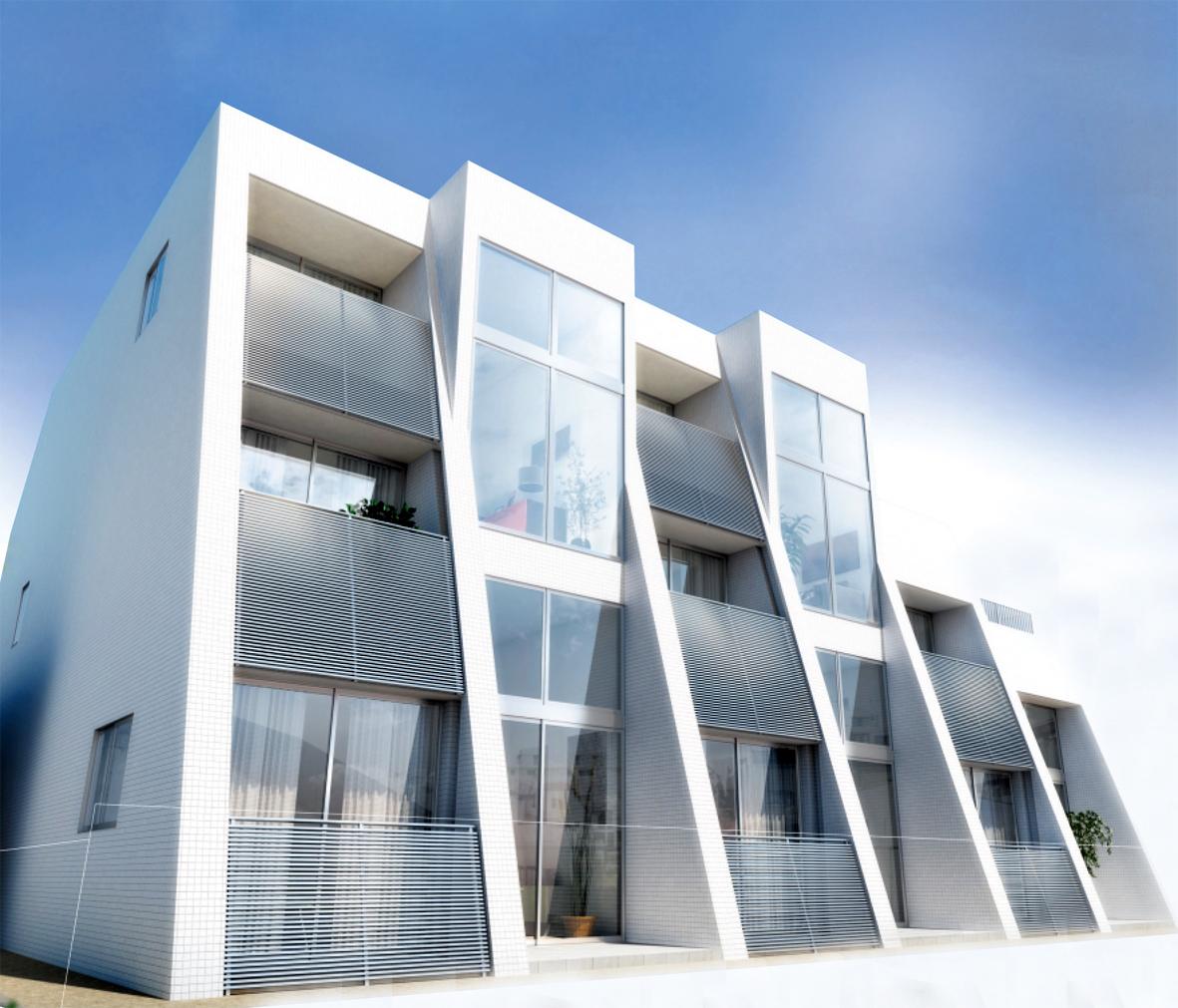 分譲テラスハウスの設計・企画