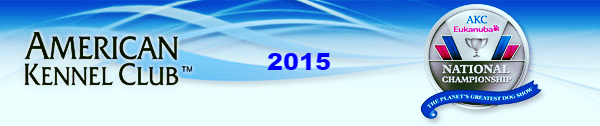 2015 Eukanuba National Championships