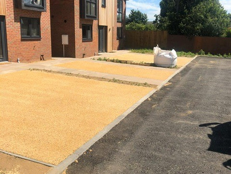 Using High Friction Surfacing on building projects