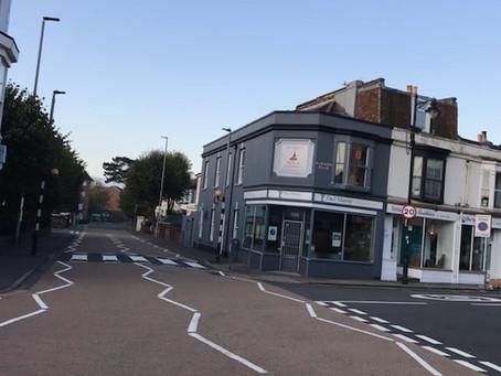 Recent work in Portsmouth