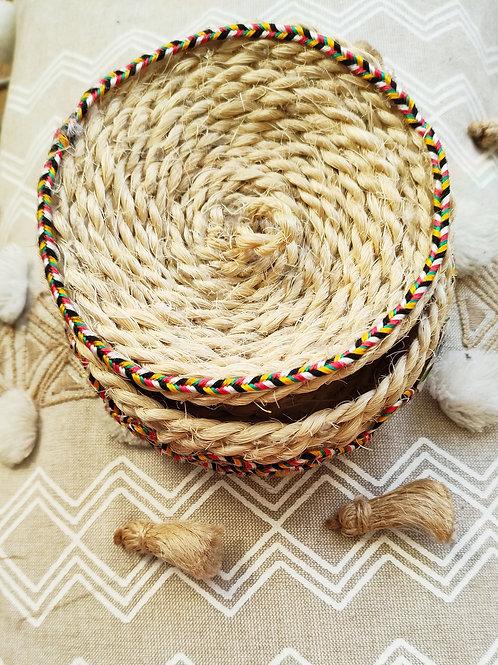 Boite a bijoux berbere chic