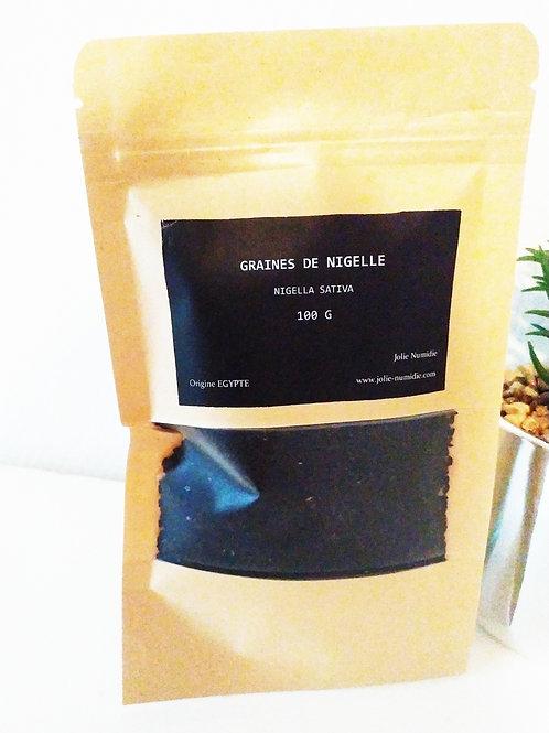 Graines de Nigelle - excellente qualité sachet 100 g