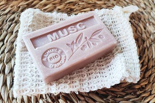 Savon corps au doux parfum de Musc