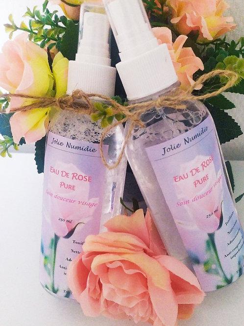 Duo d'eau de rose