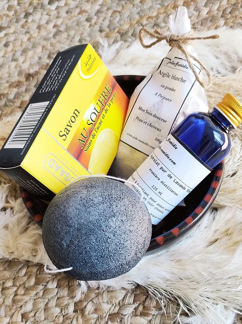 Pack spécial acné et problèmes de peau