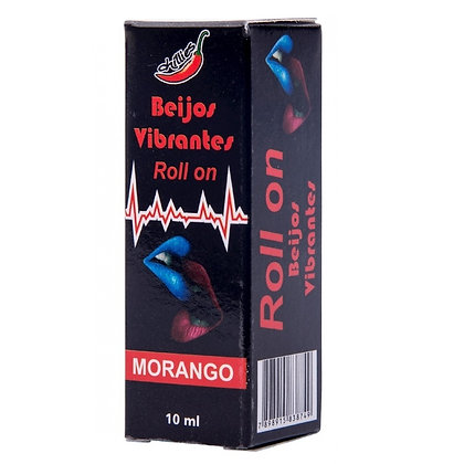 GEL DO BEIJO VIBRANTE EM ROLLO - 10ML