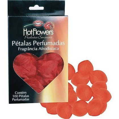 Pétalas Perfumadas - Vermelha / Laranja / Rosa
