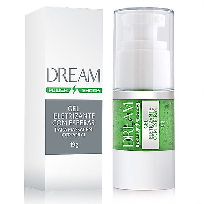 DREAM VERDE GEL PARA MASSAGEM ANAL - 19GR