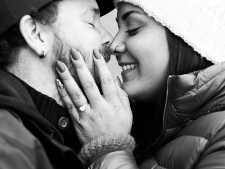 Engagement - Brittany + Joel