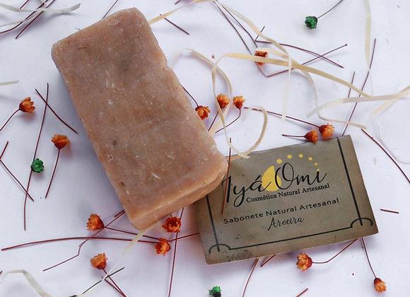 Sabonete Natural Artesanal de Aroeira
