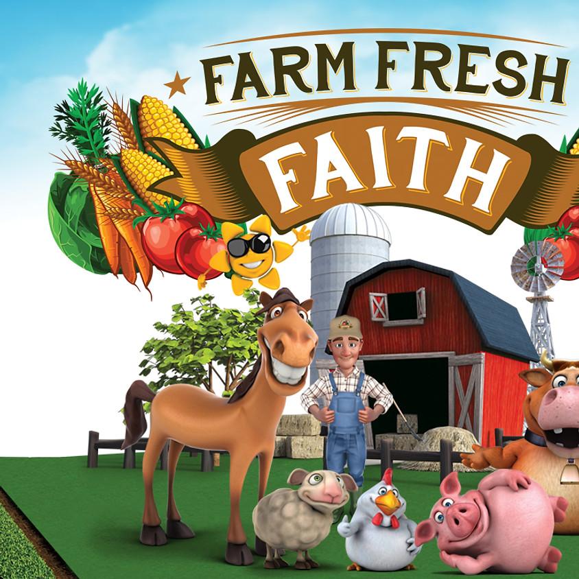 VBS 2019: Farm Fresh Faith--God's Faithfulness to Joseph