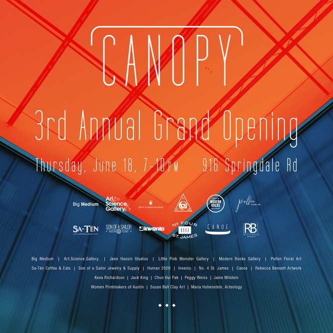 Canopy 3rd Annual Grand Opening