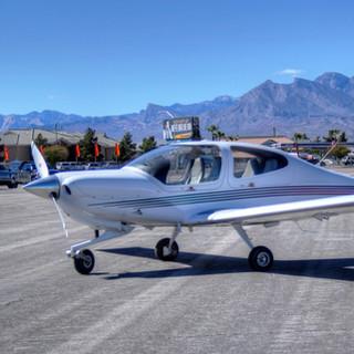 Aircraft Rental Las Vegas