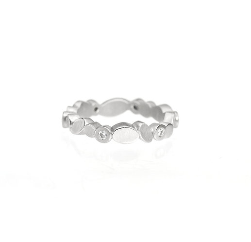 reflection band in platinum