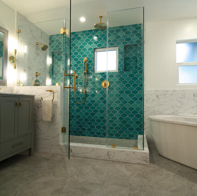 Greenoaks Master Bath