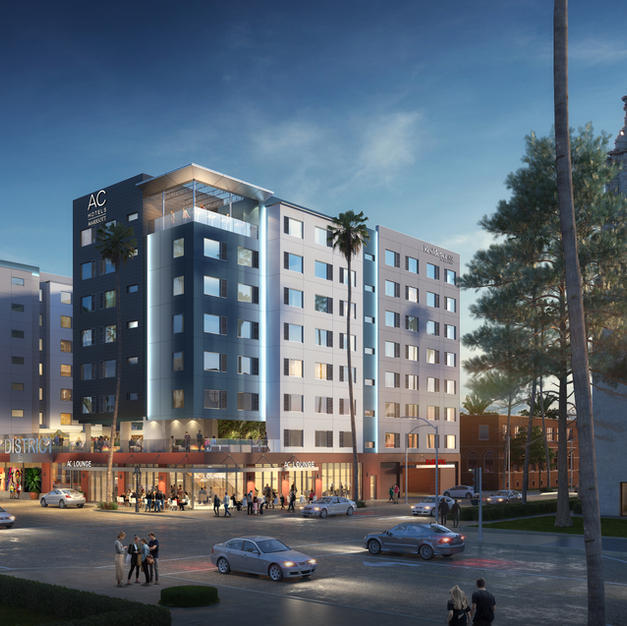Marriott AC / Residence Inn