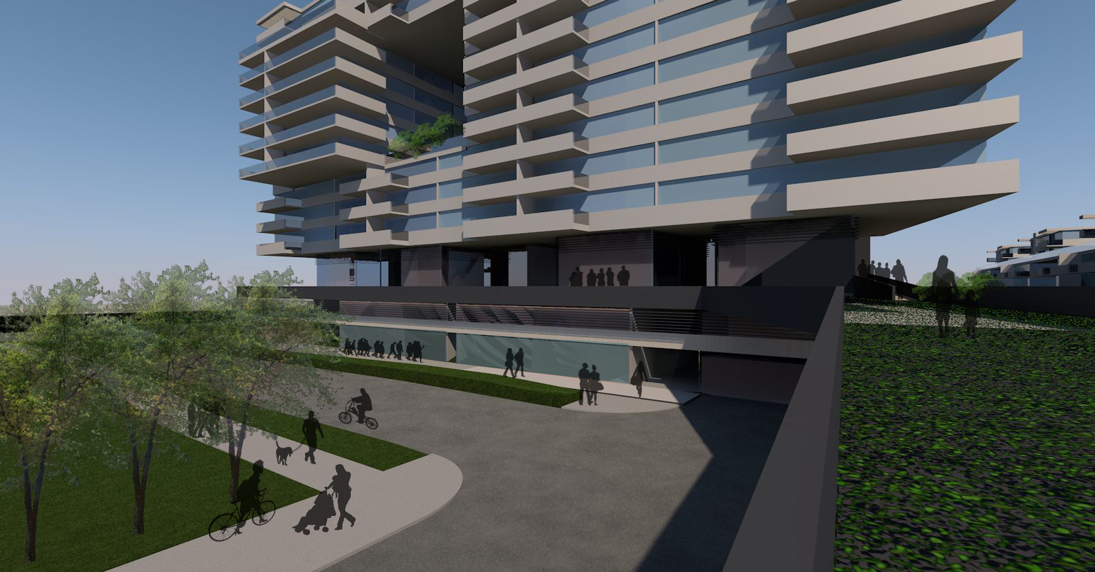 Bella Vista Development Concept