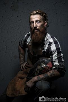 Blacksmith Portrait