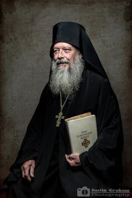 Orthodox Priest Portrait