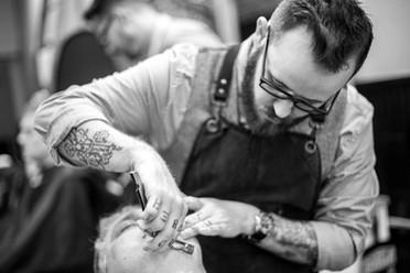 Barber Shop Portraits