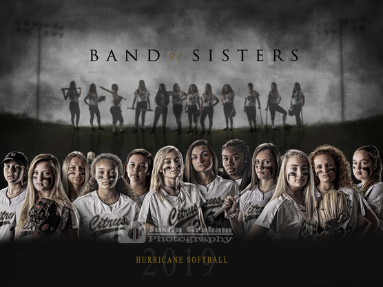 Band of Sisters Team Banner