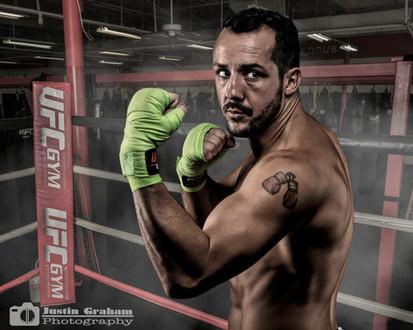 Boxing Portrait