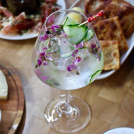 Gin Cocktails at Born Tapavino Sydney