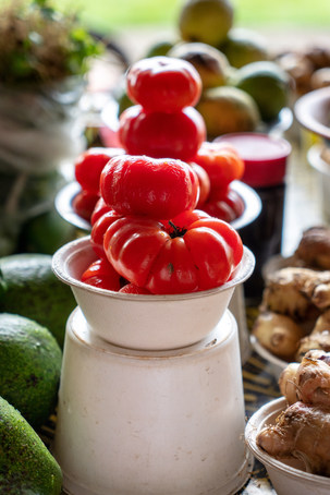 Fiji Farmers Markets - Tomatoes