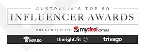 Top 50 Influencer Awards