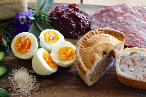 Traditional Pork Pies 6 Pack