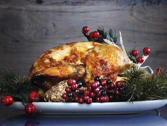 Quick Cook Christmas Turkey