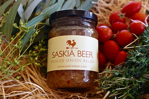 Pickled Onion Relish