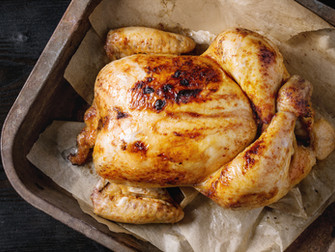 Beer Family Roast Chicken