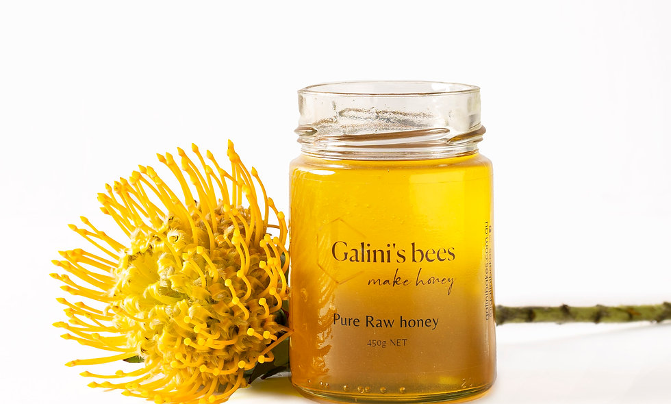 Galini's Bees Make Honey - 450g
