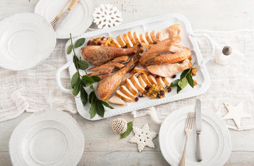 Saskia Beers Tips for the perfect Christmas Turkey