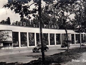 IL LUNA PARK LIDO DI MILANO.