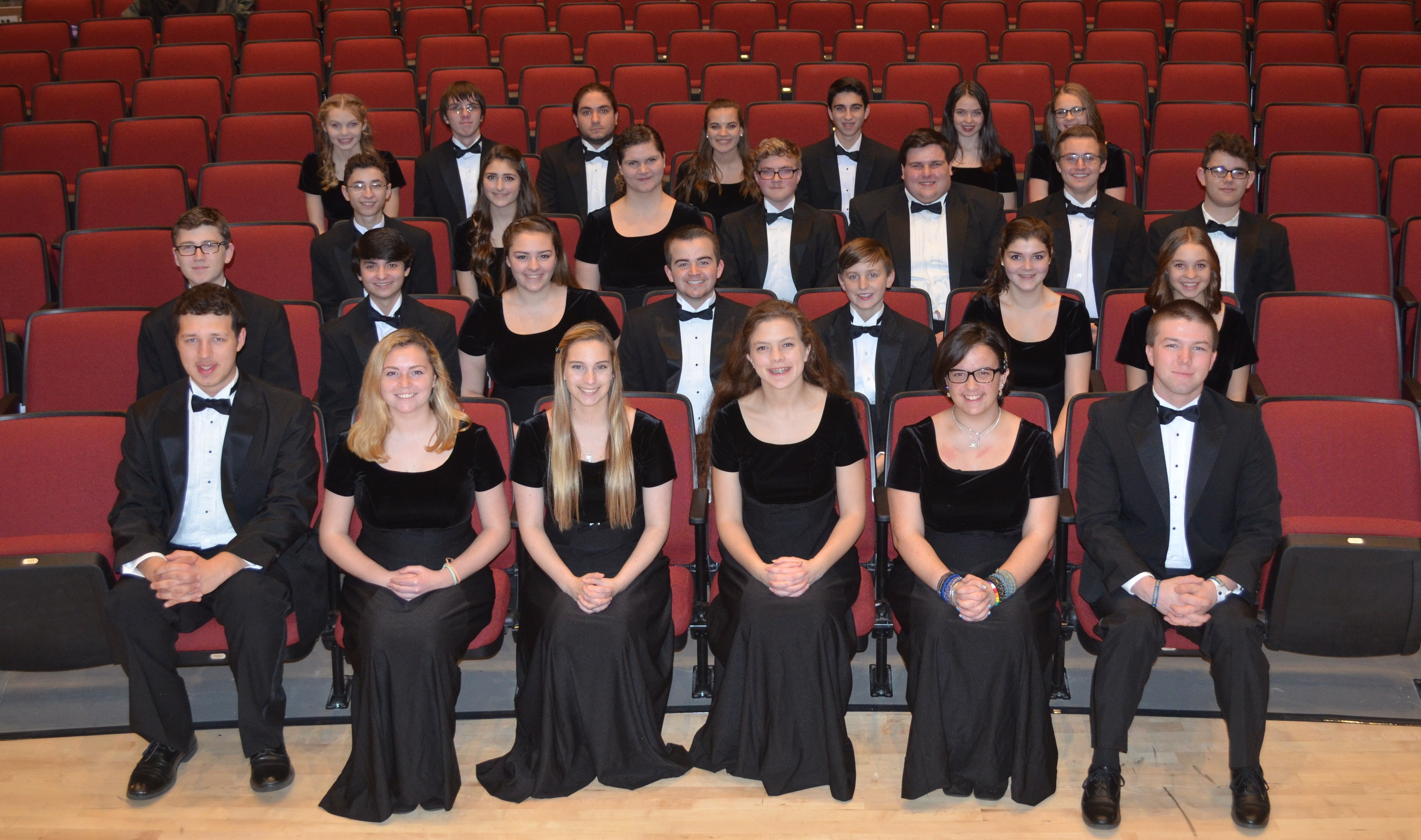 Chamber Singers 2015
