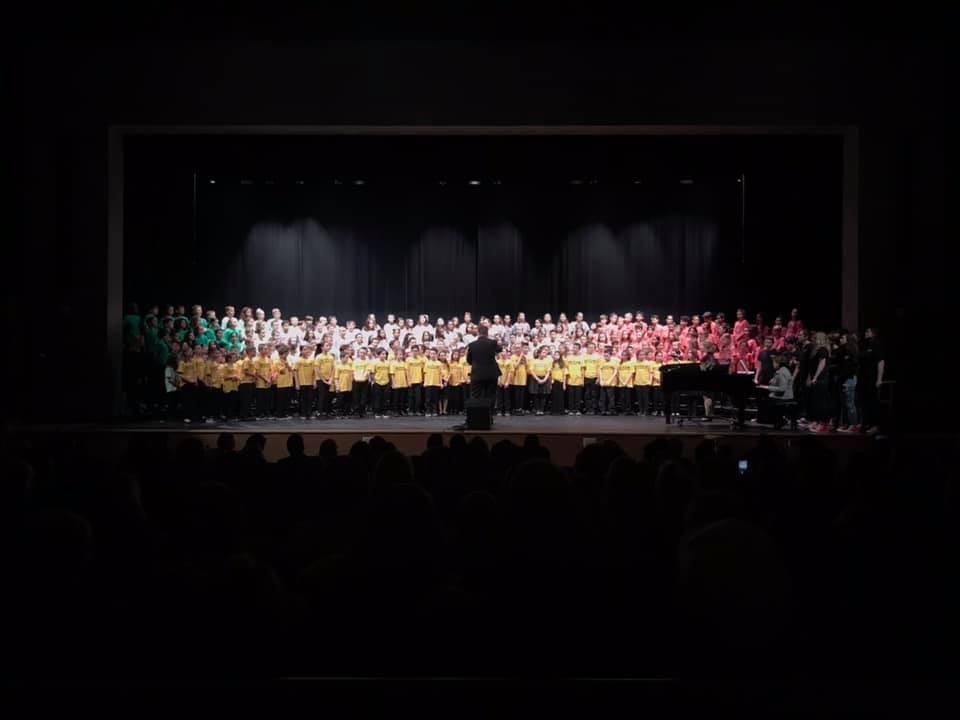 4th Grade Chorus Concert