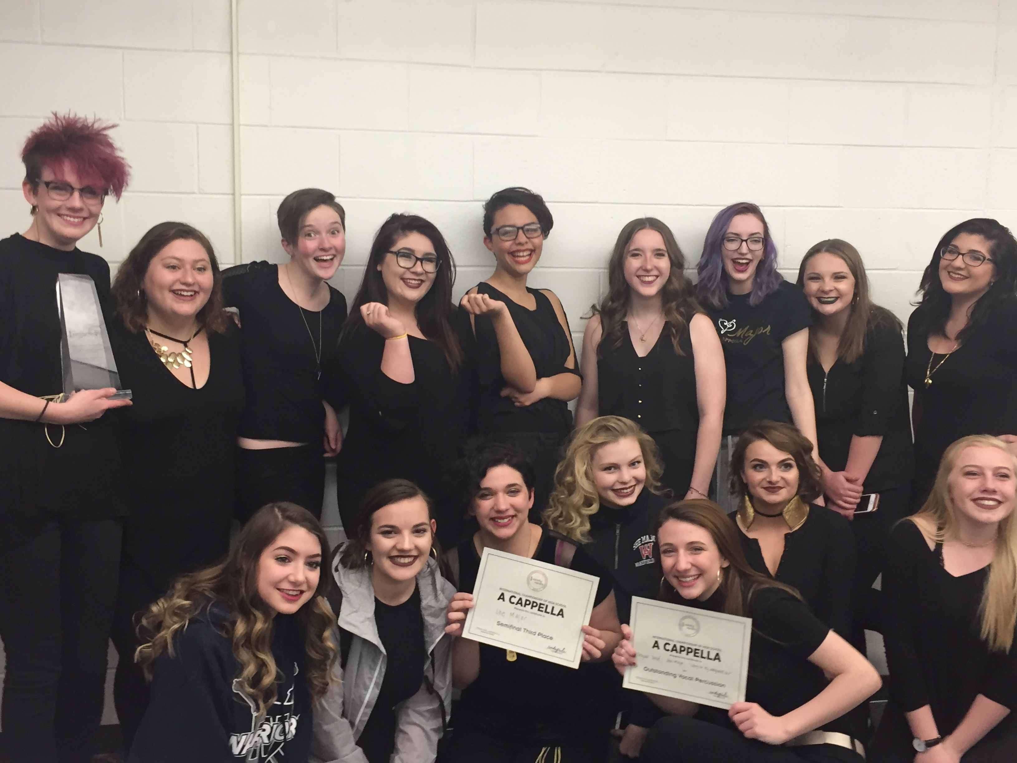 She Major ICHSA 2017