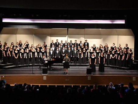 Choral Department Update - June 2018