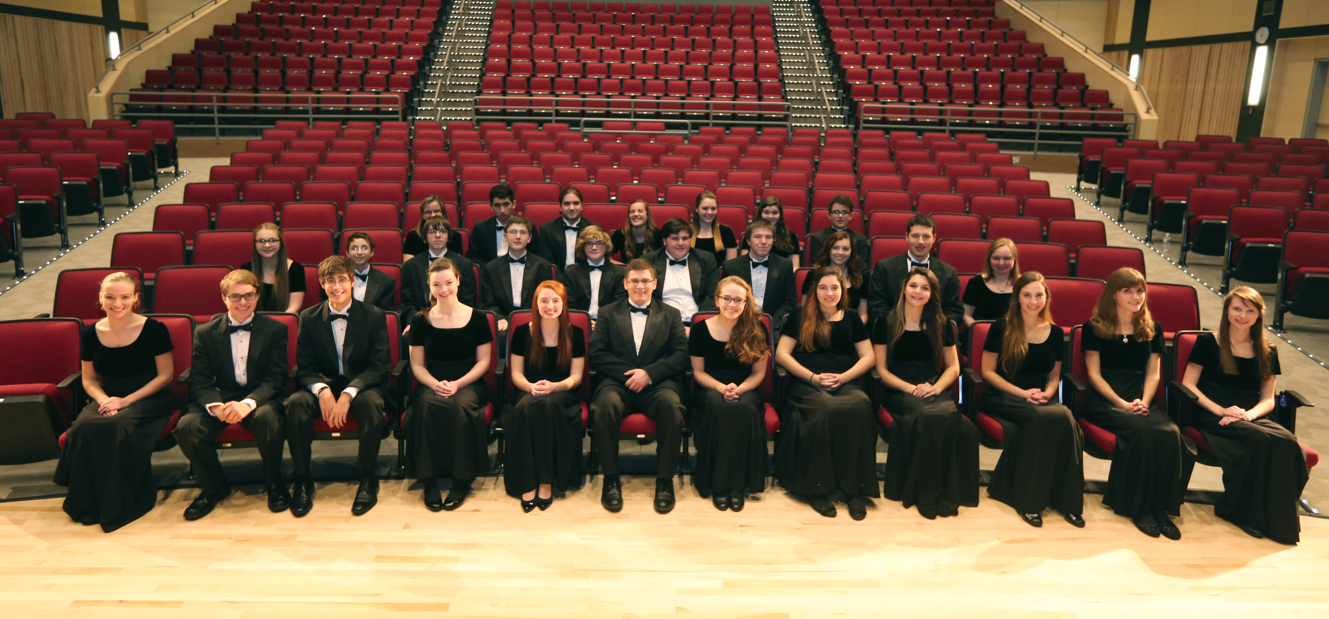 Chamber Singers 2014