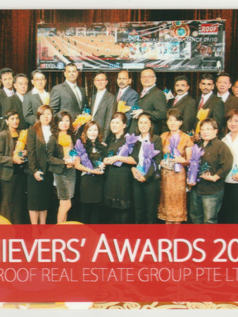 Achievers awards Ceremony