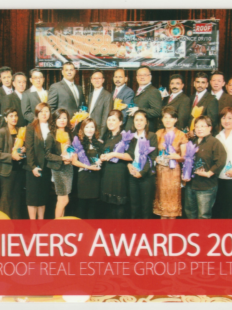 Achievers awards Ceremony
