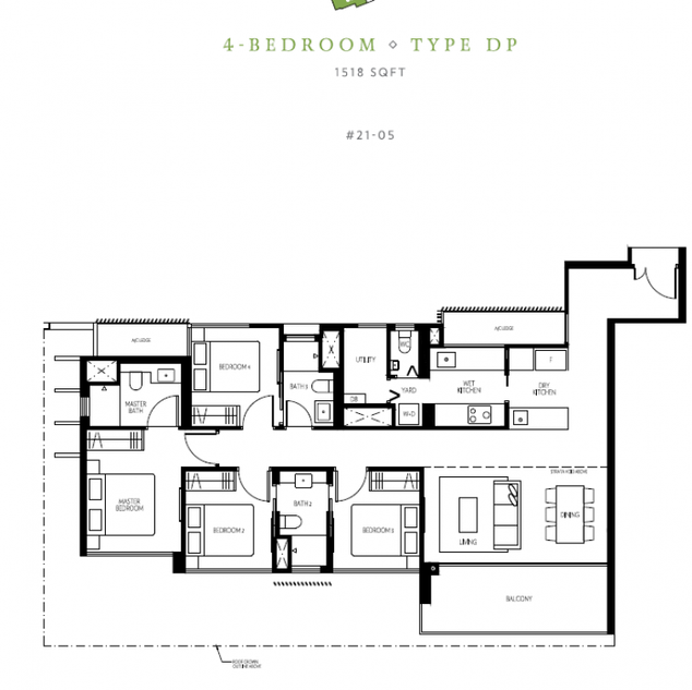 4 Bedroom Type DP.PNG
