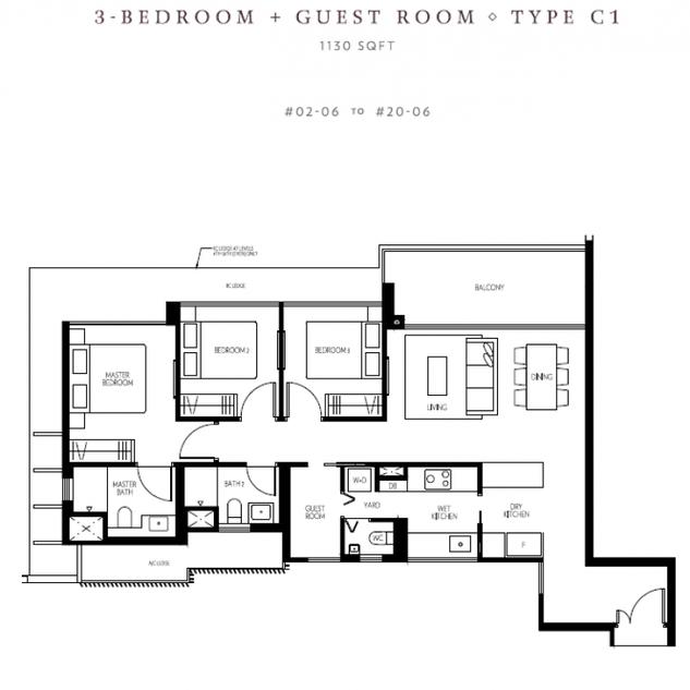 3 Bedroom + Guest Room.PNG