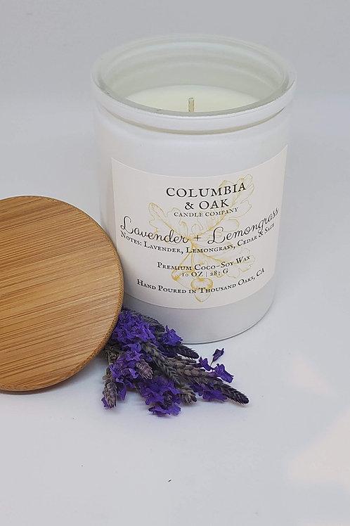 Lavender + Lemongrass